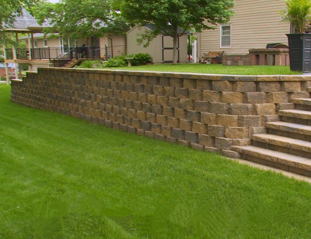 retaining walls boca